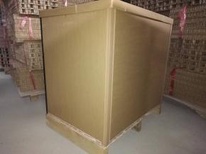 配纸、木结合包装箱